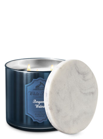Bergamot Waters 3-Wick Candle