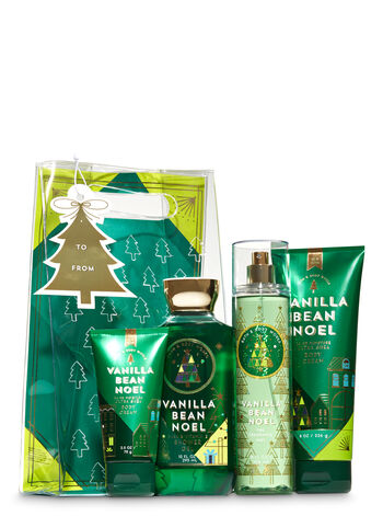 Vanilla Bean Noel Holiday Traditions Gift Set