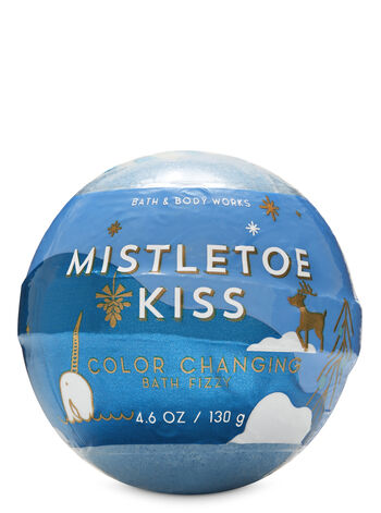 Mistletoe Kiss Bath Fizzy