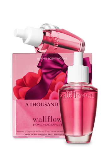 A Thousand Wishes Wallflowers Refills, 2-Pack - Bath And Body Works