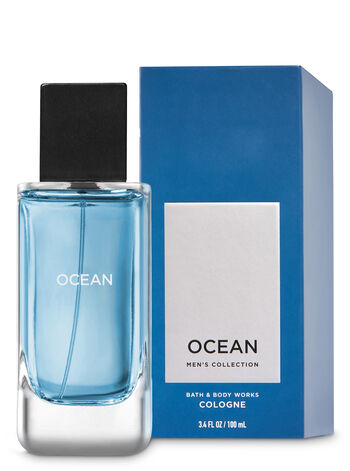 Bath And Body Works Ocean Cologne