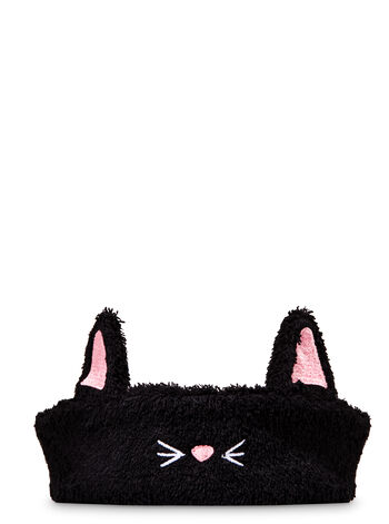Black Cat Spa Head Wrap - Bath And Body Works