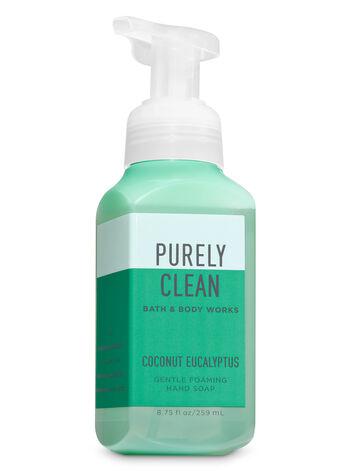 Coconut Eucalyptus Gentle Foaming Hand Soap - Bath And Body Works