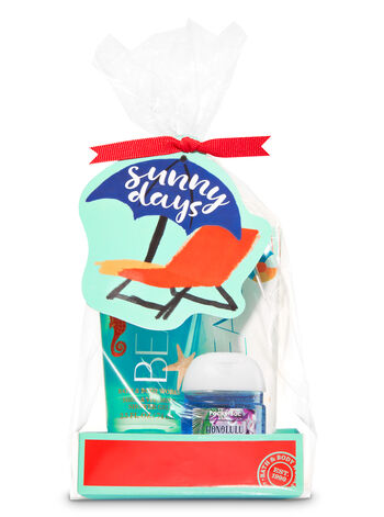 At The Beach Sunny Days Gift Set