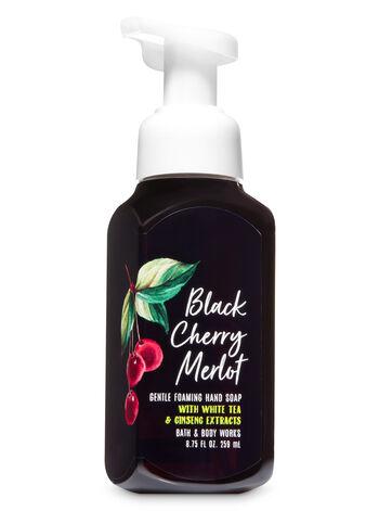 Black Cherry Merlot Gentle Foaming Hand Soap - Bath And Body Works