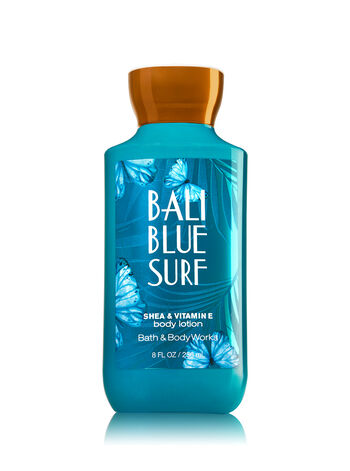 Signature Collection Bali Blue Surf Body Lotion - Bath And Body Works