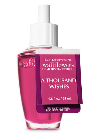A Thousand Wishes Wallflowers Fragrance Refill - Bath And Body Works