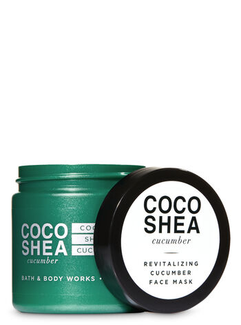 CocoShea Cucumber Revitalizing Cucumber Face Mask - Bath And Body Works