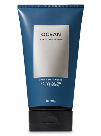 Signature Collection Ocean Exfoliating Cleanser - Bath And Body Works