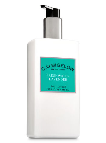 C.O. Bigelow Freshwater Lavender Body Lotion - Bath And Body Works