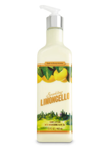 Sparkling Limoncello Luxury Hand Lotion - Bath And Body Works