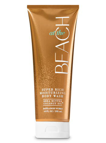 At The Beach Moisturizing Body Wash - Bath And Body Works