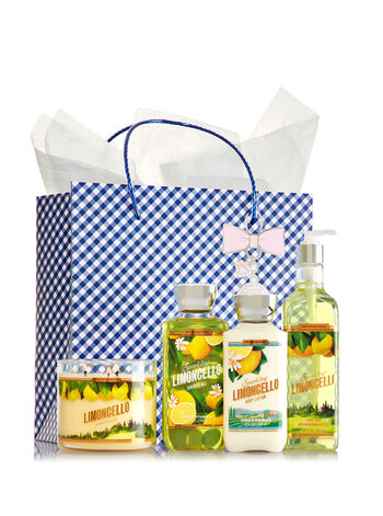 Sparkling Limoncello Ultimate Fragrance Fan - Bath And Body Works