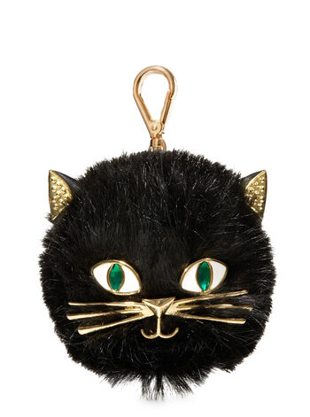 Black Cat Pom PocketBac Holder - Bath And Body Works