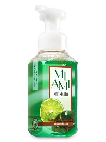 Miami Mint Mojito Gentle Foaming Hand Soap - Bath And Body Works