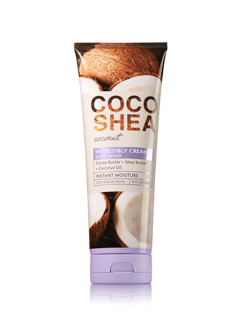 Signature Collection CocoShea Coconut Body Wash - Bath And Body Works