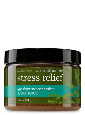 Aromatherapy Eucalyptus Spearmint Sugar Scrub - Bath And Body Works
