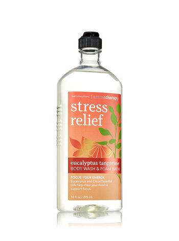 Aromatherapy Eucalyptus Tangerine Body Wash & Foam Bath - Bath And Body Works