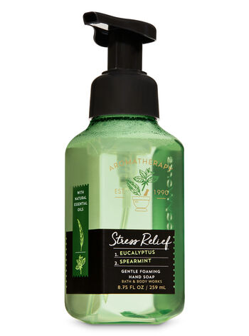 Aromatherapy Eucalyptus & Spearmint Gentle Foaming Hand Soap - Bath And Body Works