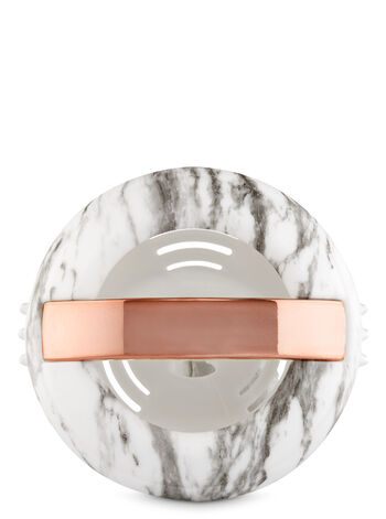 Marble Decal Vent Clip Scentportable Holders