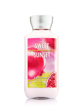 Signature Collection Sweet Summer Sunset Body Lotion - Bath And Body Works