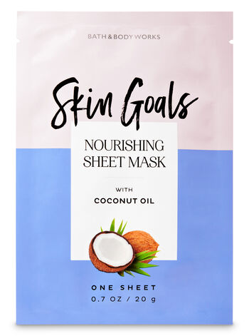 Nourishing with Coconut Oil Face Sheet Mask