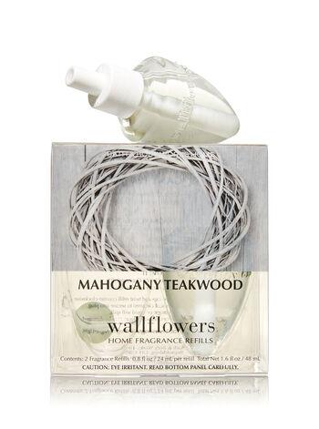Mahogany Teakwood Wallflowers 2-Pack Refills - Bath And Body Works