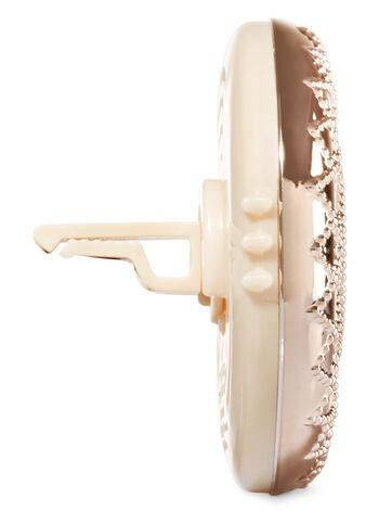 Floral Vent Clip Scentportable Holder