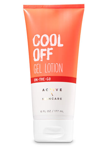 Signature Collection Cool Off Gel Lotion - Bath And Body Works