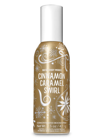 Cinnamon Caramel Swirl Concentrated Room Spray - Bath And Body Works