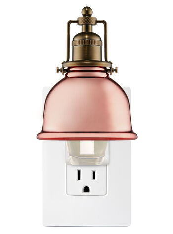 Industrial Lamp Nightlight Wallflowers Fragrance Plug