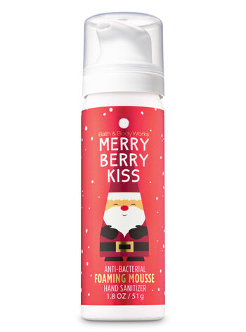 Merry Berry Kiss Foaming Hand Sanitizer - Bath And Body Works
