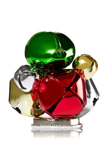 Jingle Bells 3-Wick Candle Lid Magnet