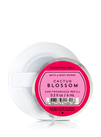 Cactus Blossom Scentportable Fragrance Refill - Bath And Body Works