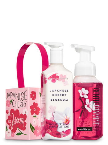Japanese Cherry Blossom Blossoming Gift Set - Bath And Body Works