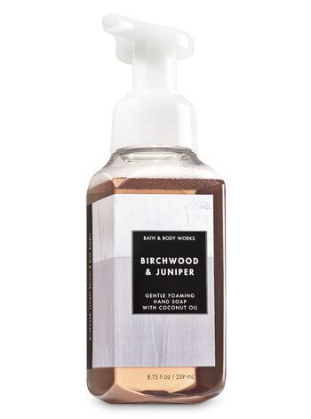 Birchwood & Juniper Gentle Foaming Hand Soap - Bath And Body Works