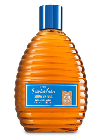 Signature Collection Spiced Pumpkin Cider Shower Gel - Bath And Body Works