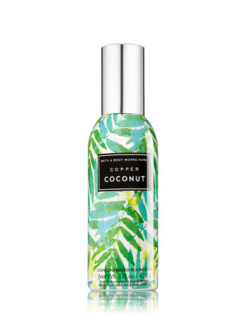 Copper Coconut 1.5 oz. Room Perfume - Bath And Body Works