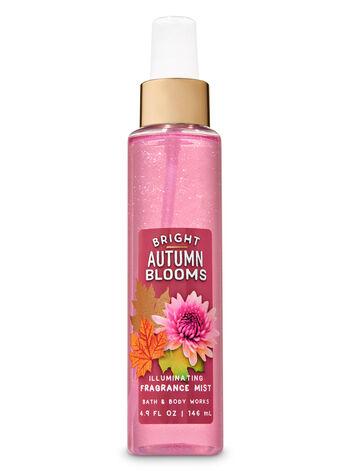 Bright Autumn Blooms Illuminating Fragrance Mist - Bath And Body Works