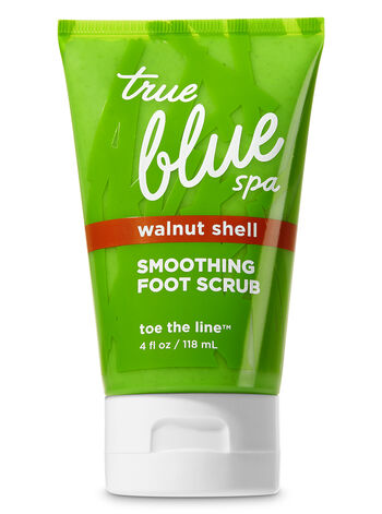 True Blue Spa Toe the Line Smoothing Foot Scrub - Bath And Body Works