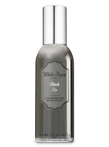 Black Tie Concentrated Room Spray - Bath And Body Works