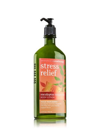 Aromatherapy Eucalyptus Tangerine Body Lotion - Bath And Body Works