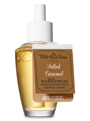 Salted Caramel Wallflowers Fragrance Refill - Bath And Body Works