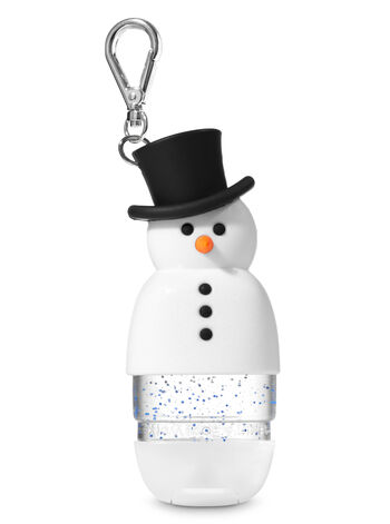 Snowman PocketBac Holder - Bath And Body Works
