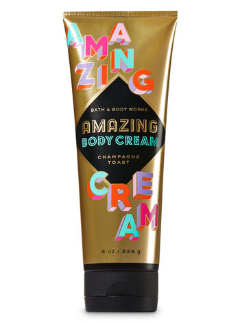 Signature Collection Champagne Toast Amazing Body Cream - Bath And Body Works