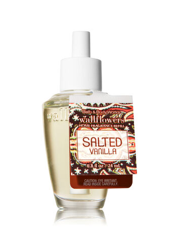 Salted Vanilla Wallflowers Fragrance Refill - Bath And Body Works