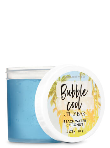 Beach Water Coconut Bubble Cool Jelly Bar