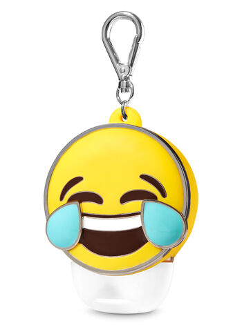 Tears of Laughter Emoji PocketBac Holder - Bath And Body Works