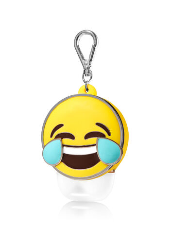 Tears of Laughter Emoji PocketBac Holder - Bath And Body Works
