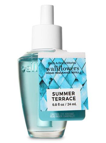 Summer Terrace Wallflowers Fragrance Refill - Bath And Body Works